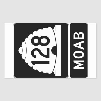 Moab Utah Sticker