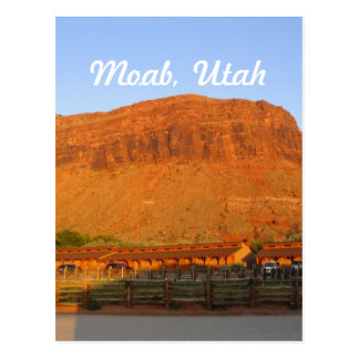 Moab, Utah Tarjetas Postales