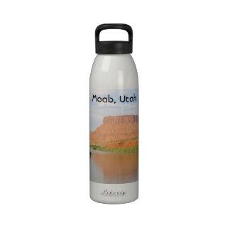 Moab, Utah Water Bottles