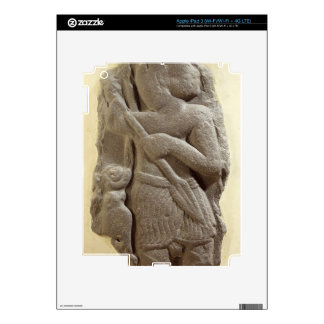 Moabite storm god, Shihan ancient land of Moab, c. Skin For iPad 3
