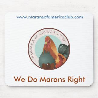 MOAC Logo Mouse Pad