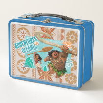 Moana | Adventures In Oceania Metal Lunch Box