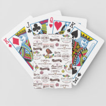 Moana | Bold Adventurer Pattern Bicycle Playing Cards