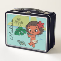 Moana | Born to be in the Sea Metal Lunch Box