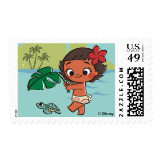 Moana   Born to be in the Sea Postage