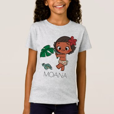 Disney Themed Moana | Born to be in the Sea T-Shirt