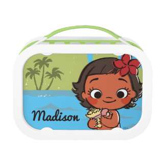 Moana | Daughter Of The Sea Lunch Box at Zazzle