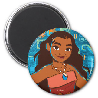 Moana   Daughter Of The Sea Magnet