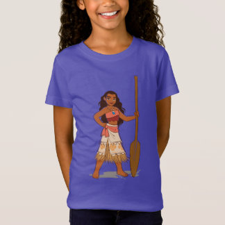 Moana   Daughter Of The Sea T-Shirt