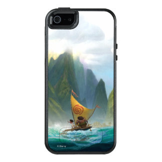 Moana | Discover Oceania OtterBox iPhone 5/5s/SE Case