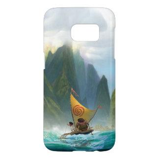 Moana | Discover Oceania Samsung Galaxy S7 Case