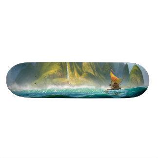 Moana | Discover Oceania Skateboard Deck