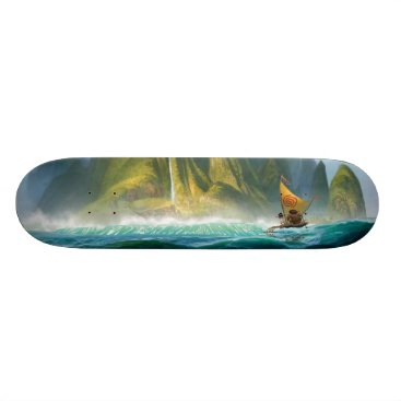 Disney Themed Moana | Discover Oceania Skateboard Deck