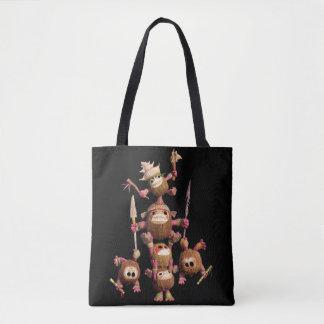 Moana el   Kakamora - criaturas del coco Bolsa De Tela