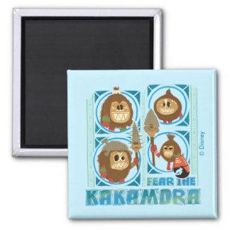 Moana | Fear The Kakamora Magnet