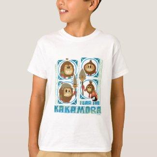 Moana | Fear The Kakamora T-Shirt