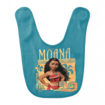Moana | Find Your Way Bib