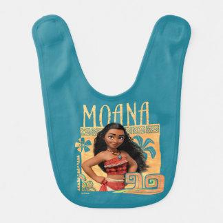 Moana   Find Your Way Bib