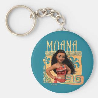 Moana   Find Your Way Keychain