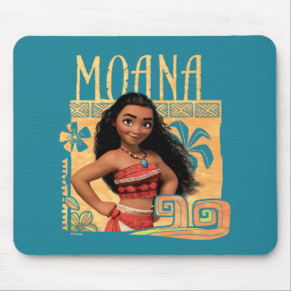 Moana | Find Your Way Mouse Pad