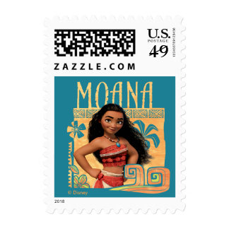 Moana | Find Your Way Postage