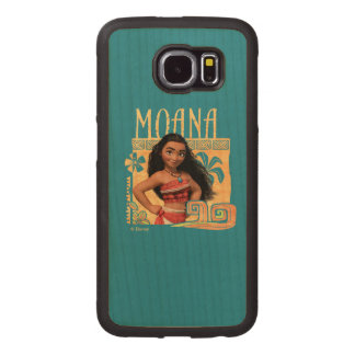Moana | Find Your Way Wood Phone Case
