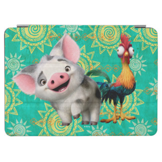 Moana   First Mate & Top Rooster iPad Air Cover