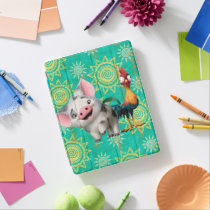 Moana | First Mate & Top Rooster iPad Smart Cover