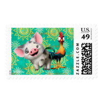 Moana | First Mate & Top Rooster Postage