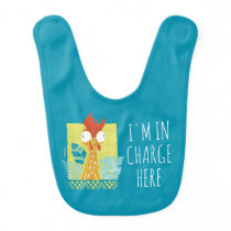 Moana | Heihei - I'm In Charge Here Bib