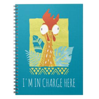 Moana | Heihei - I'm In Charge Here Notebook