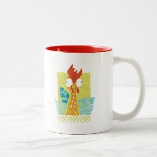 Moana   Heihei - I'm In Charge Here Two-Tone Coffee Mug