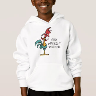 Moana | Heihei - Very Important Rooster Hoodie