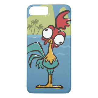 Moana | Heihei - Very Important Rooster iPhone 8 Plus/7 Plus Case