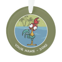 Moana | Heihei - Very Important Rooster Ornament