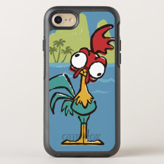 Moana | Heihei - Very Important Rooster OtterBox Symmetry iPhone 8/7 Case