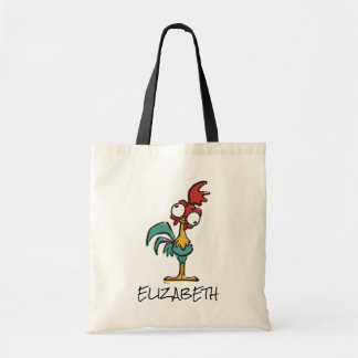 Moana   Heihei - Very Important Rooster Tote Bag