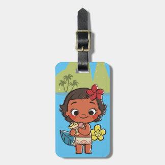 Moana | Island Daughter Luggage Tag