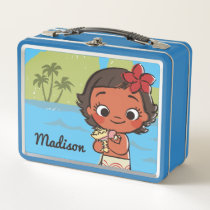 Moana | Island Daughter Metal Lunch Box