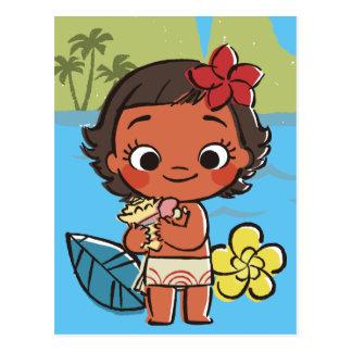 Moana | Island Daughter Postcard
