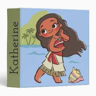 Moana | Island Girl Binder