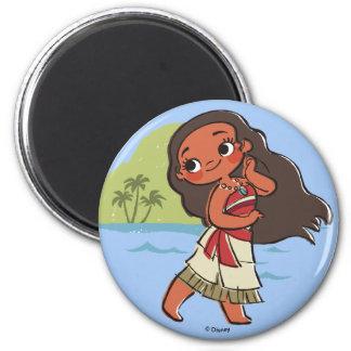 Moana | Island Girl Magnet