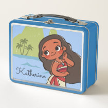 Moana | Island Girl Metal Lunch Box