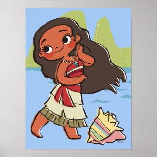 Moana | Island Girl Poster