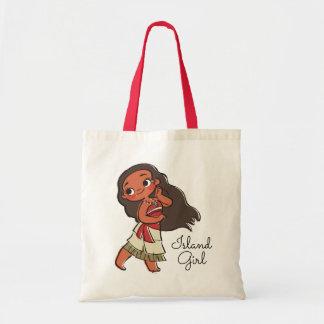 Moana   Island Girl Tote Bag