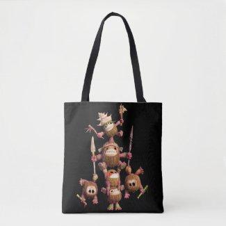 Moana | Kakamora - Coconut Creatures Tote Bag