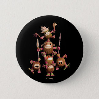 Moana | Kakamora - Coconut Pirates Button