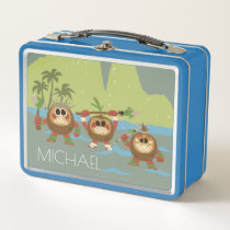 Moana | Kakamora - Mischief Makers Metal Lunch Box