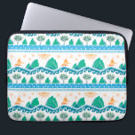 "Moana | Land And Sea Are One - Pattern Computer Sleeve<br><div class=""desc"">Let&#39;s get tropical! Amazing colorful patterns from Disney with a Moana inspired mosaic of the ocean islands of the pacific. The ocean princess&#39;s boat making waves in this retro look. The land and the sea are one with this cool, kid&#39;s pattern which is sure to stand out and excite. Palm...</div>"