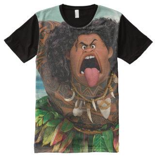 Moana | Maui - Don't Trick a Trickster All-Over-Print T-Shirt